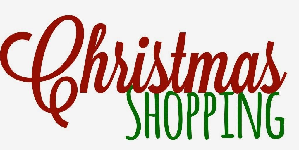 Guest Blog: Christmas Shopping!