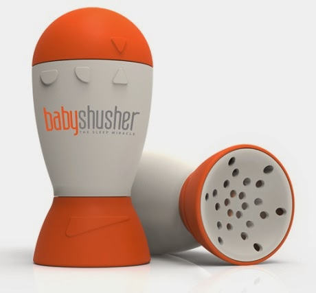 Baby Shusher: Review And Giveaway!