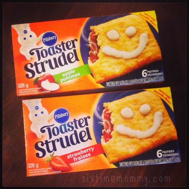 A Fun Family Strudel Breakfast With #strudelgram