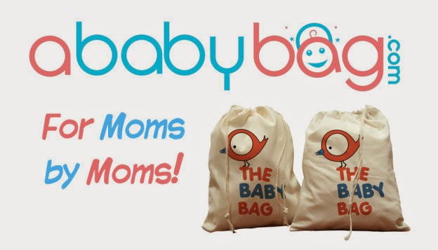 A Baby Bag: Review & Giveaway!