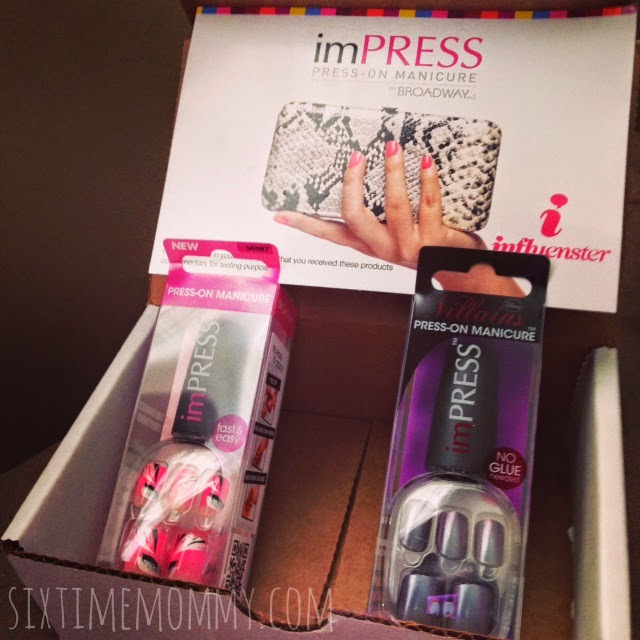 #imPress Manicure Canada VoxBox