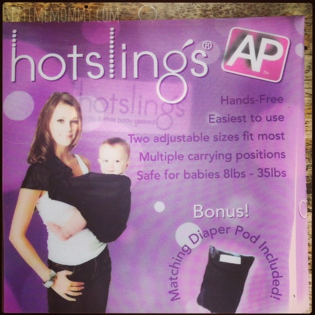 Babywearing: Hotslings Review