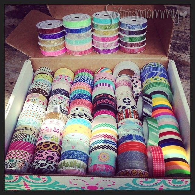 I do What With Washi? (And You Can Too!)