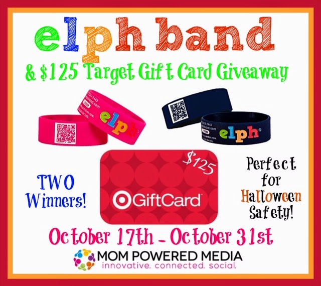 ELPH Band Giveaway Event – Plus $125 Target Gift Card! (US Only)