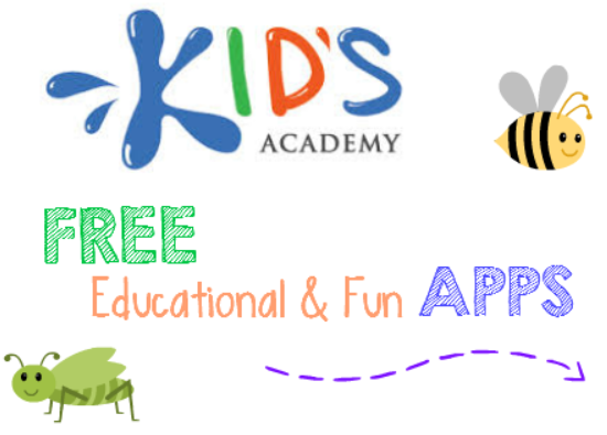 Kids Academy FREE Apps: Educational & Fun! - Six Time Mommy