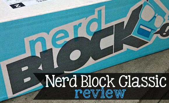 Nerd Block Classic Review