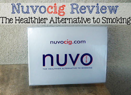 NuvoCig Review: The Healthier Alternative to Smoking: Looking to quit smoking or know someone struggling to quit? Nuvocig is the perfect alternative to help you quit! - sixtimemommy.com