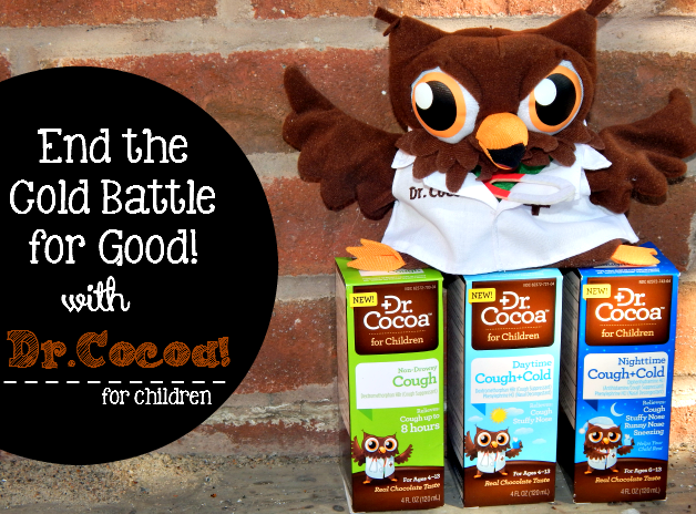 Dr. Cocoa – End the Cold Battle With a Smile!