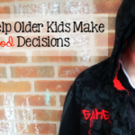 How to Help Older Kids Make Good Decisions: Be Honest. Don't Scare and Be Real with them. It works, just read my story! - sixtimemommy.com