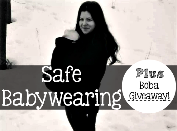 b259f903d48 Safe Babywearing Plus  Boba  GIVEAWAY - Six Time Mommy and Counting ...
