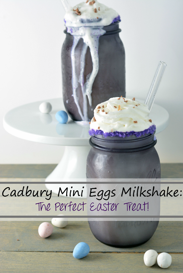 Cadbury Mini Eggs Milkshake: The Perfect Easter Treat!