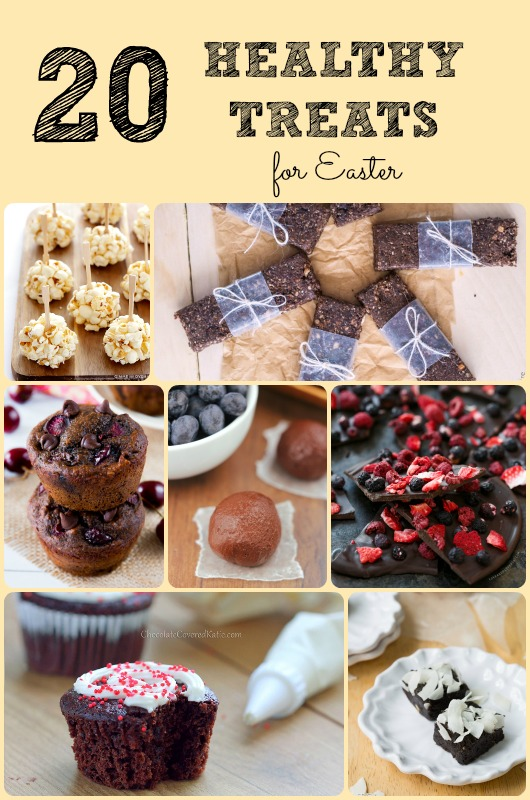 20 Healthy Easter Treats!