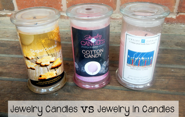 Jewelry in Candles Makes Candles With Jewelry