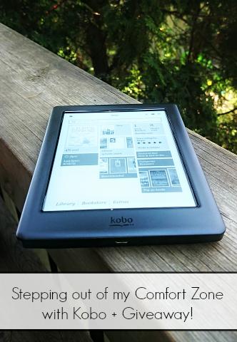 Kobo Reading: The Kobo Glo HD has changed the way I read forever! - sixtimemommy.com