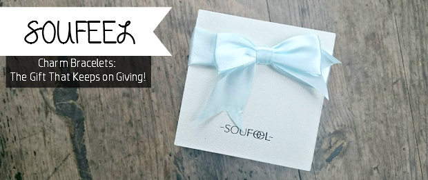 Soufeel Charm Bracelets: Give the gift that Keeps on Giving! - sixtiemommy.com
