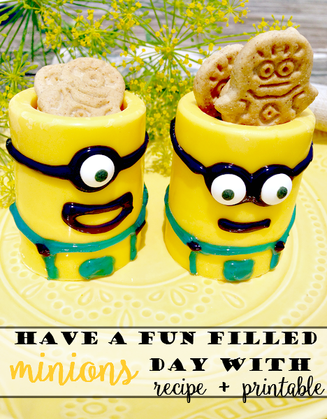 Have a Fun Filled Mions Day! With FREE Recipe and Scavenger Hunt PRINTABLE for kids! - sixtimemommy.com
