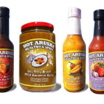 Hot Arusha – Healthy & Spicy Gourmet Sauces