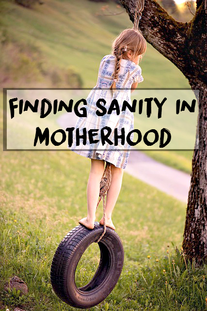 Finding Sanity in Motherhood - You Can DO This! - sixtimemommy.com