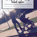 The Safety 1st Step and Go Travel System — Review + Giveaway