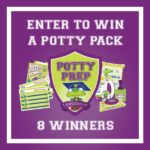 Potty Training Party Time! | Kandoo Potty Training Kit Giveaway