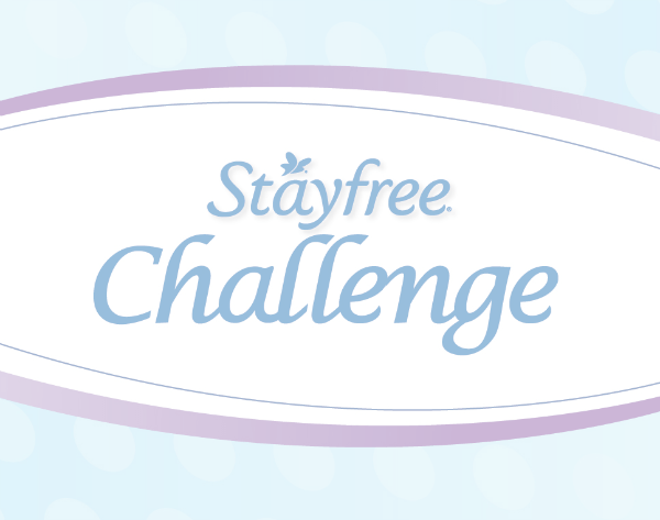 Take The Stayfree Challenge Contest & Be Entered to Win $200!