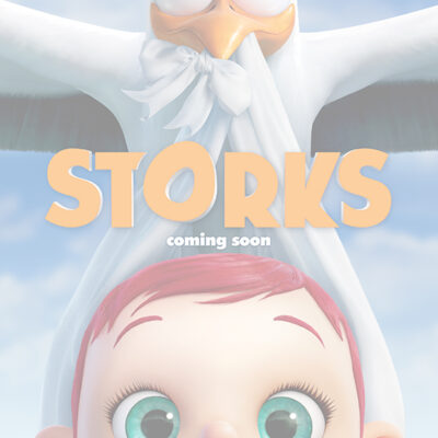 STORKS – IN 3D AND 2D IN SELECT THEATERS ON SEPTEMBER 23