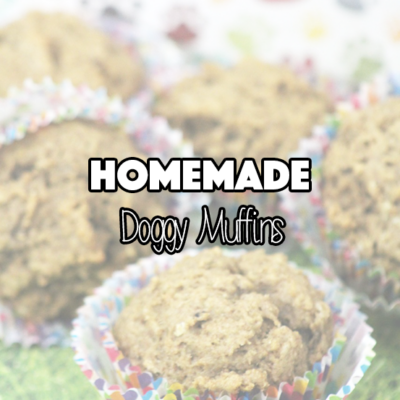 Homemade Doggy Muffins