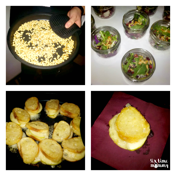 amazing crispy food from the quick touch crisp - sixtimemommy.com