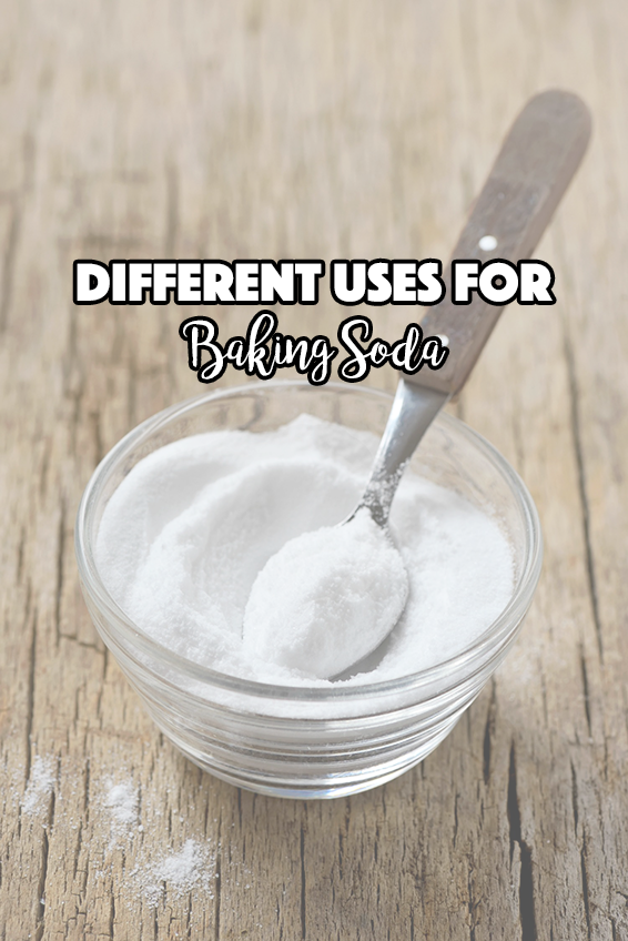 Different Uses for Baking Soda - sixtimemommy.com