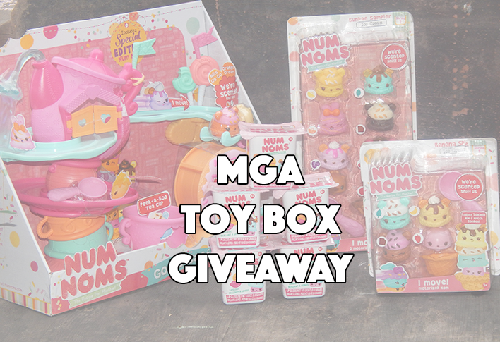 MGA Toy Box Giveaway