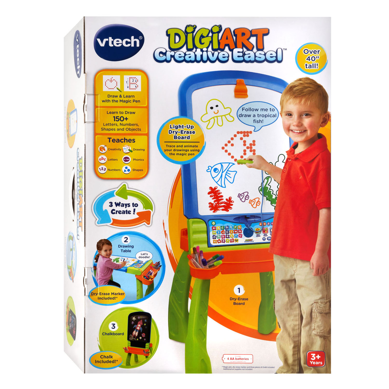 Walmart Learning Toys : Fun with back to school learning toys from vtech six