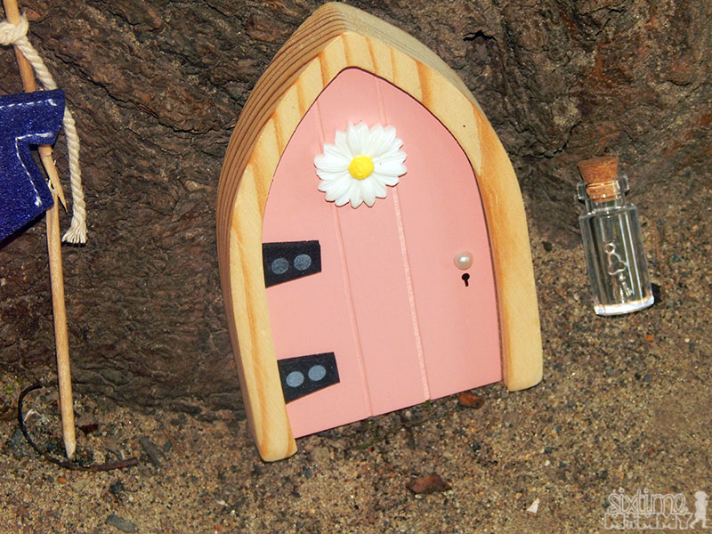 A fairy is moving in thanks to the irish fairy door for My irish fairy door