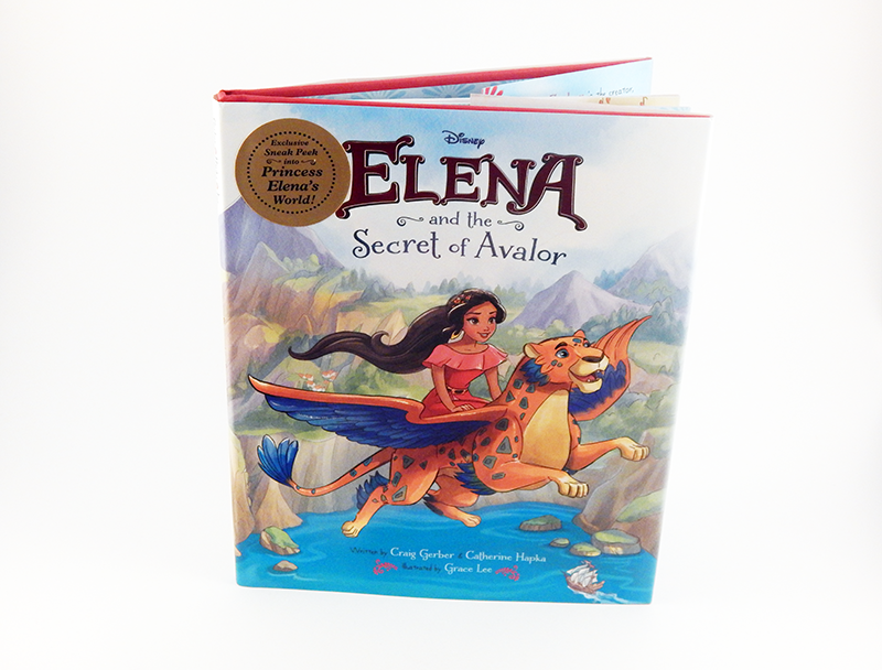 Elena and The Secret of Avalor: Don't Miss a Moment of Elena's Journey Giveaway!