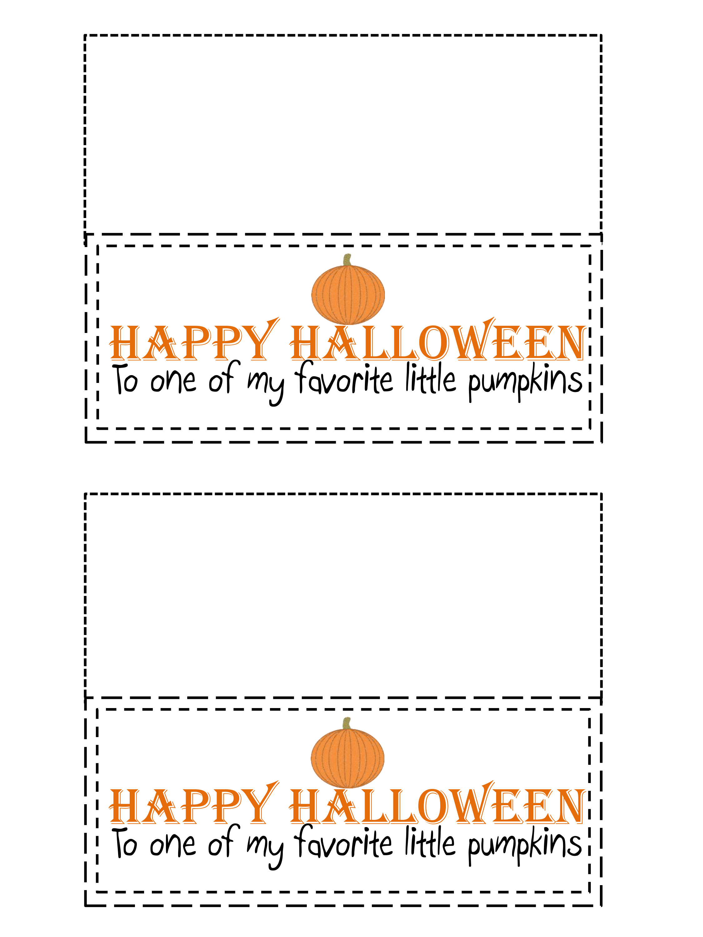 Easy Halloween Lunch Box Surprise FREE Printable - sixtimemommy.com
