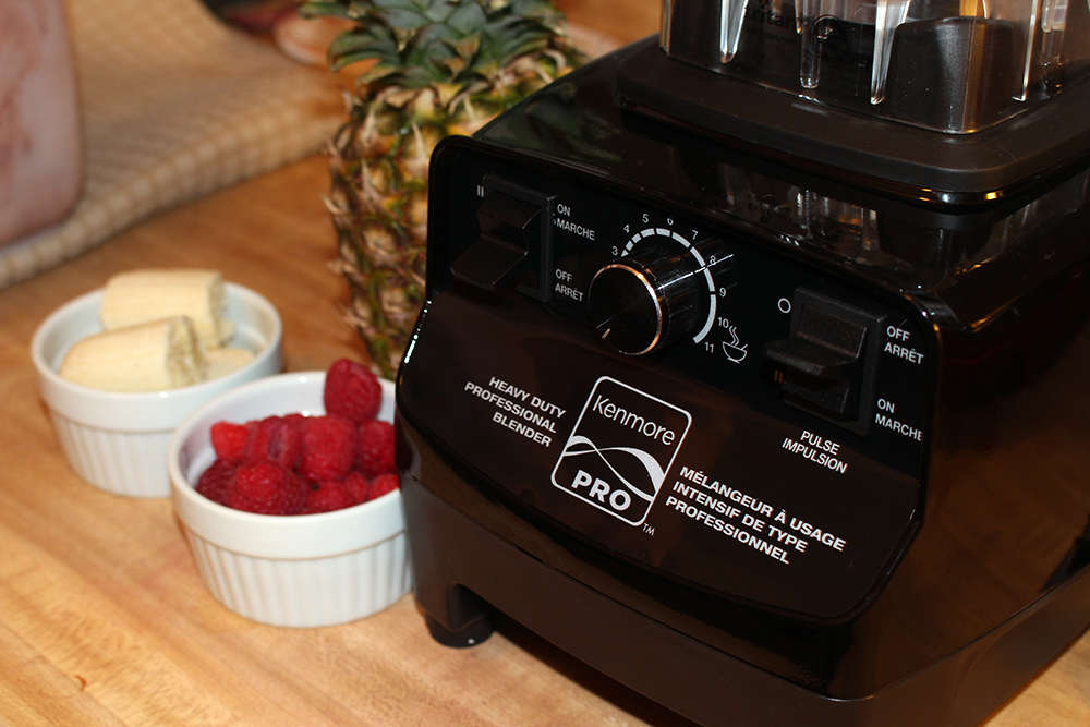 Get It All Done in The Kitchen With the KenmorePro Professional Blender This Holiday Season + GIVEAWAY!