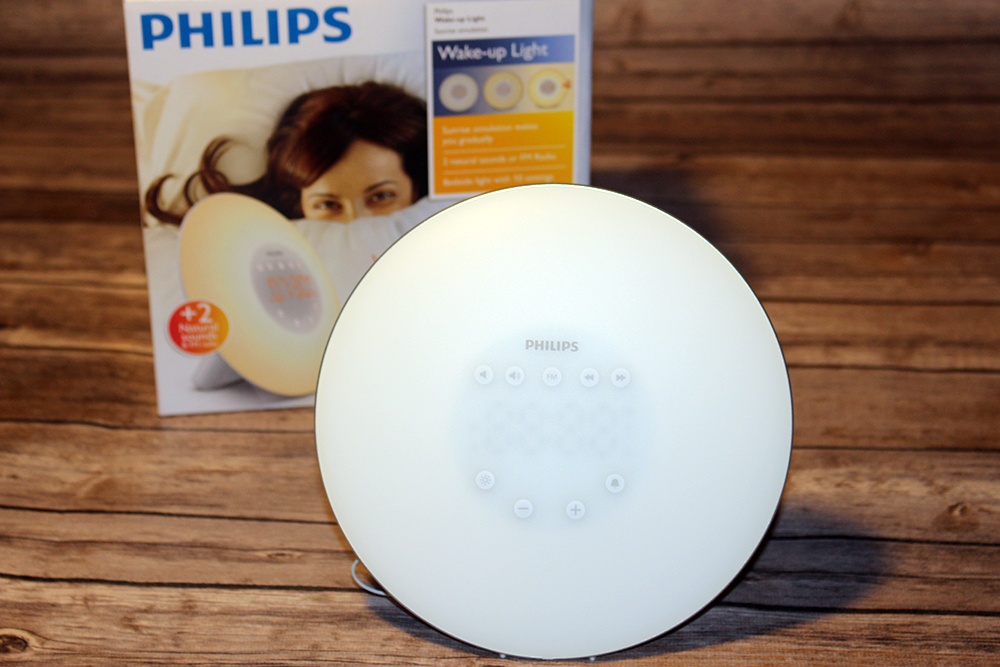 Wake Up Ready to Start The Day With The Philips Wake-Up Light