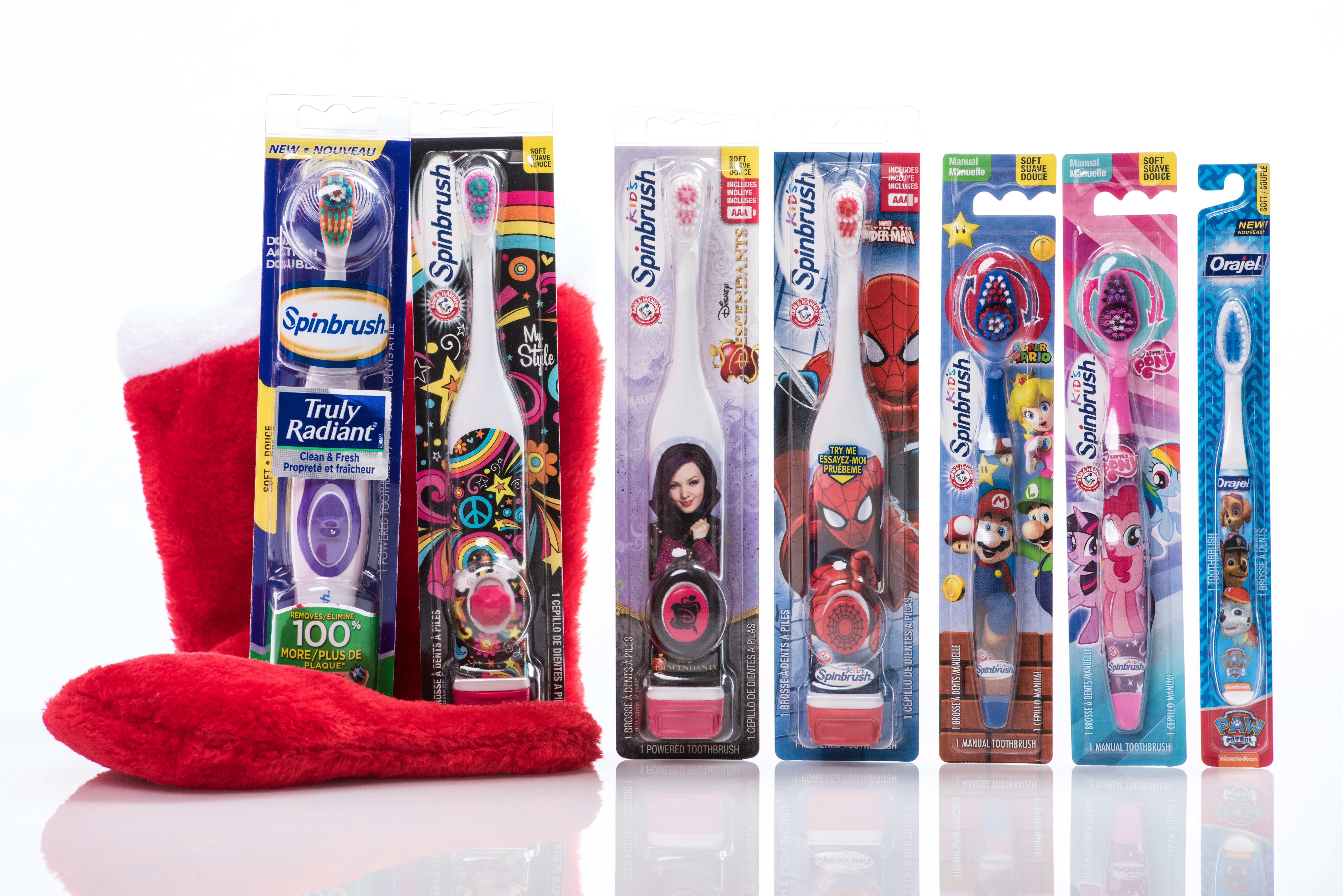 The PERFECT Stocking Stuffers From Arm & Hammer Dental + Giveaway
