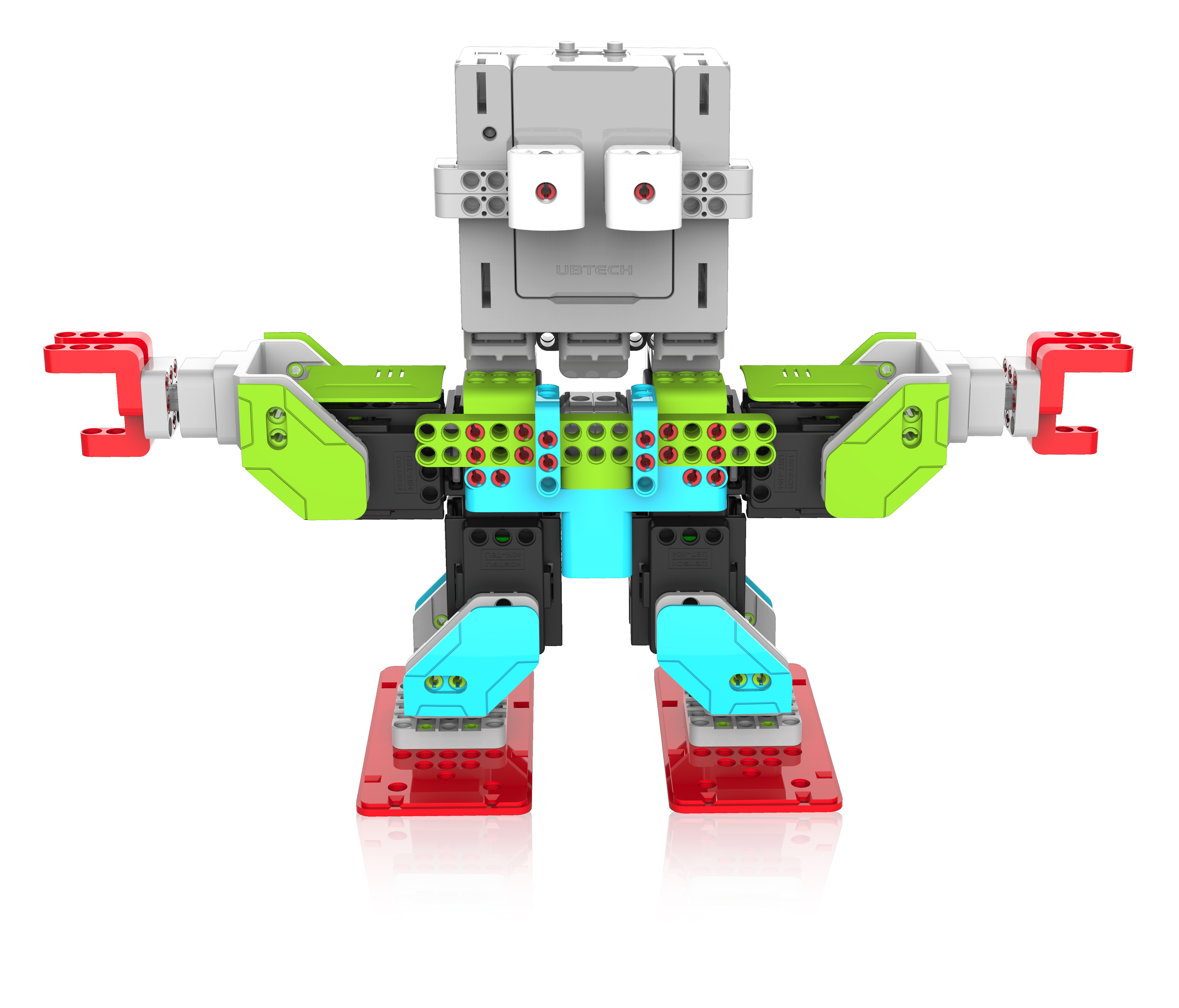 instructions on how to make a robot for kids