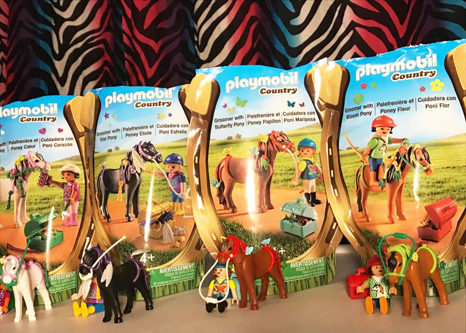 Playmobil Groomer With Pony Sets Make The Perfect Stocking Stuffer