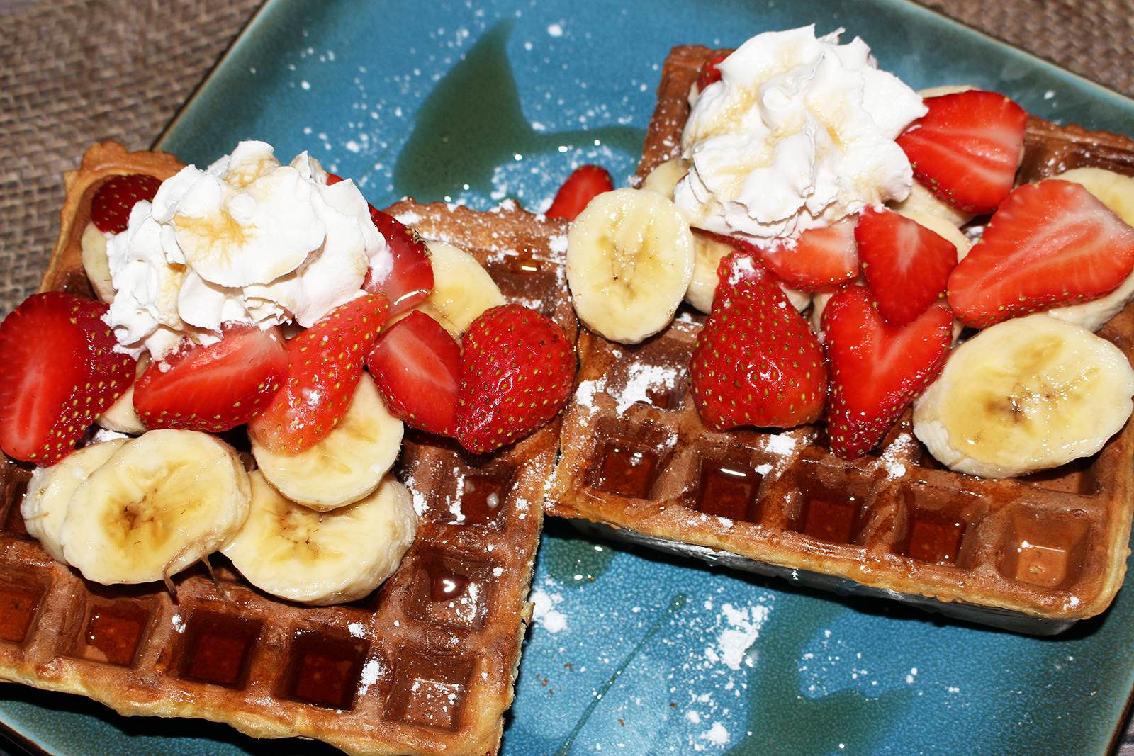 Take Waffles To A Whole New Level With The Smart Waffle From Breville