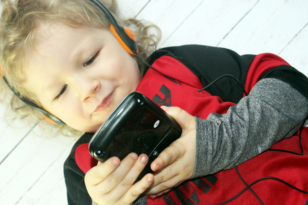 The Vtech Rock & Bop Music Player™: An Age Appropriate Music Player for Littles Age 3-6