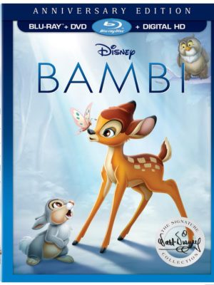 Giveaway: Bambi Signature Collection
