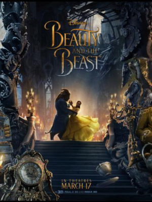 GIVEAWAY: Win a Copy of Disney's New Live-Action Beauty and The Beast