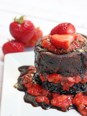 Quick and Easy Nesquik Brownie Dessert