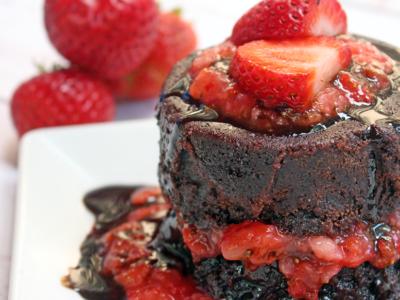 Quick and Easy Nesquik Brownie Dessert