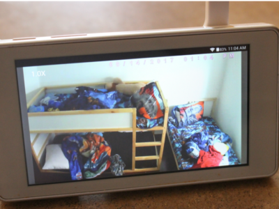 Keep a Close Watch With the VTech Wi-Fi Pan & Tilt HD Video Monitor