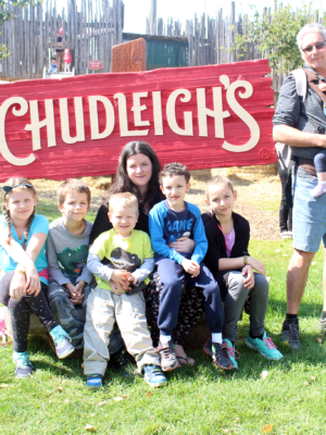 Exploring Chudleigh's Entertainment Farm
