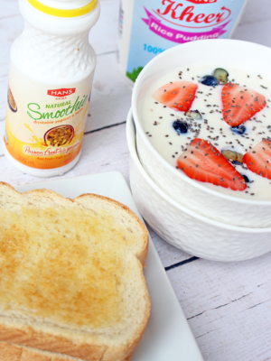 Fuel Their Day With Hans Dairy: A Healthy Choice for Breakfast + GIVEAWAY!