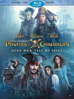 Pirates of the Caribbean: Dead Men Tell No Tales GIVEAWAY!!