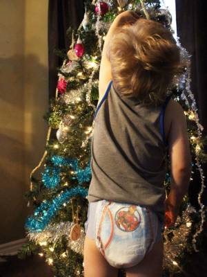 Confident Sleep Habits During The Holidays With GoodNites® Bedtime Pants